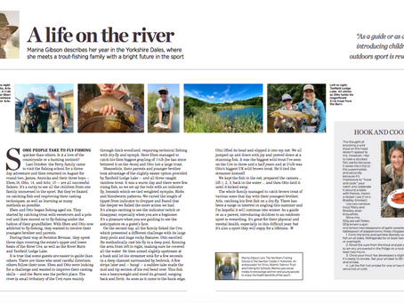 A LIFE ON THE RIVER VIII ~ Trout & Salmon Magazine
