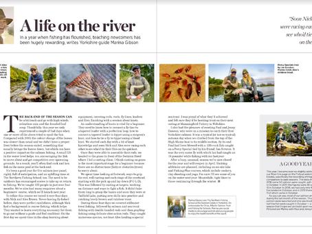 A LIFE ON THE RIVER IX ~ Trout & Salmon Magazine