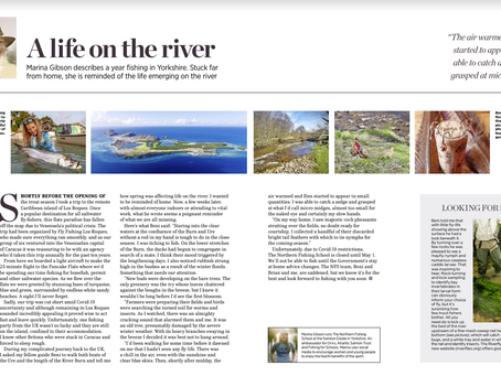 A LIFE ON THE RIVER III - Trout & Salmon Magazine