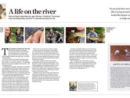 A LIFE ON THE RIVER VII ~ Trout & Salmon Magazine