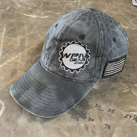WPNGEAR HAT GRAY