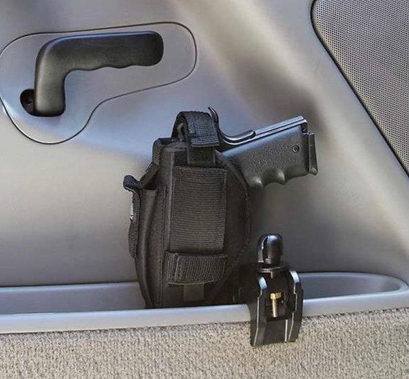 Universal pistol mount