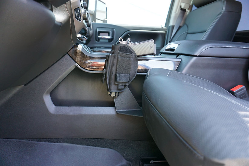 CHEVY/GMC PISTOL SEAT MOUNT
