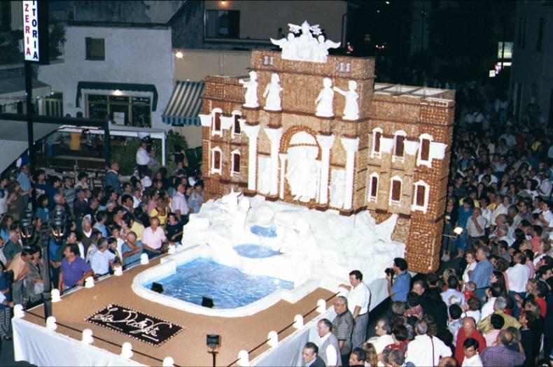 1997 Fontana di Trevi