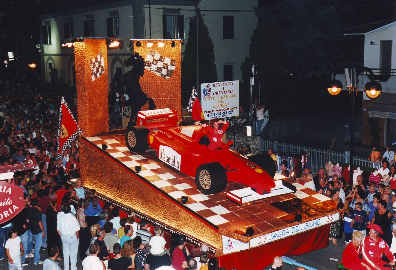 2001 Ferrari F.1