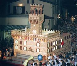 1992 Palazo Della Signoria