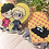 Thumbnail: Haikyuu!! - KuroTsukki Heart 7cm Charm