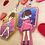 """Thumbnail: 2"""" Original Character Charm: CRYBABY"""