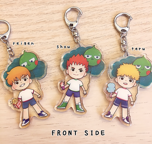 """MP 100 - Dimple Balloon 2"""" Charms"""