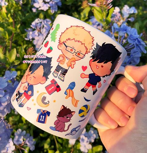 Pre-Order: KuroTsuki 11oz Mug