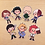 Thumbnail: BNHA Stationery - Stickers