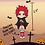 "Thumbnail: BNHA Halloween Cat - 2.5"" Charms"