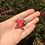"""Thumbnail: Feral Elmo Enamel Pin 1.25"""""""