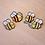 Thumbnail: Bee Enamel Pins
