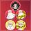 """Thumbnail: DevilmanCrybaby - 2.25"""" Circle Pins"""