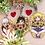 "Thumbnail: Hunter x Hunter Sunflower 2.5"" Charm"