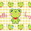 Thumbnail: Hello Frog! - Large Pouch