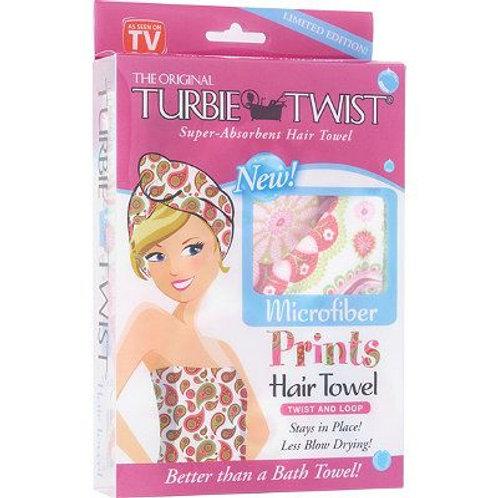 Turbie Twist Hair Towel