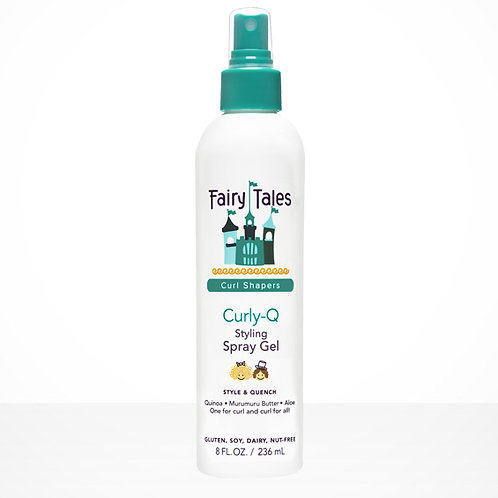 Fairy Tales Curly-Q Styling Spray Gel
