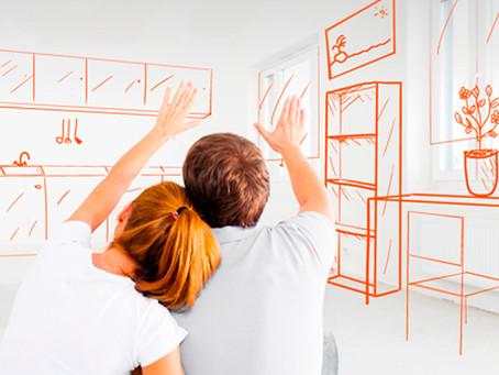 Dicas para organizar sua vida financeira e realizar o sonho da casa própria
