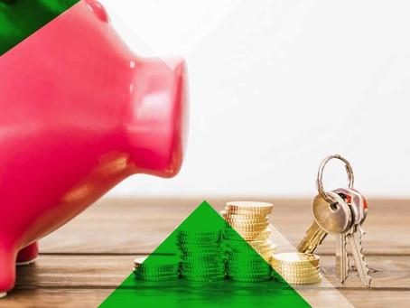 Comprar um imóvel: quanto do salário preciso poupar todo mês?