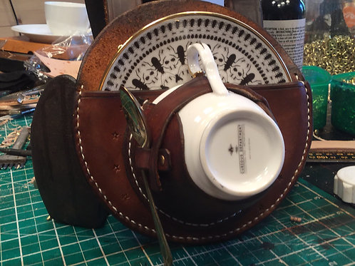 Insect Mandala Duo teacup holster