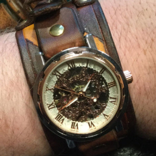Fallout inspired unisex wrist watch