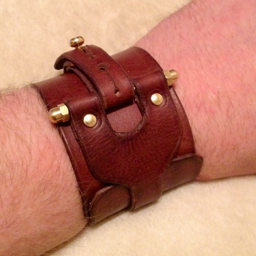 The Patton Industrial safety cuff