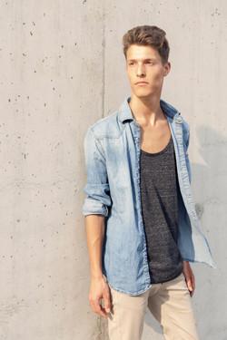 Urban Young Modern Fashion