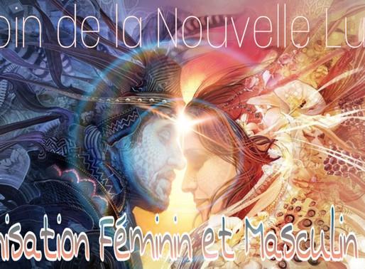 Soin collectif: Harmonisation Féminin et Masculin Sacré