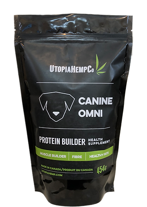 CANINE PROTEIN BUILDER - 454g