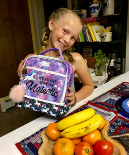 A Healthy Kids Lunchbox