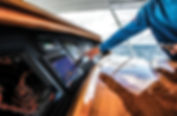 Garmin, marine, marine electronics, yacht, repair