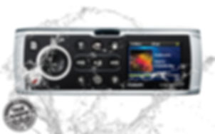 Fusion marine radio, Waterproof marine radio, Fusion products