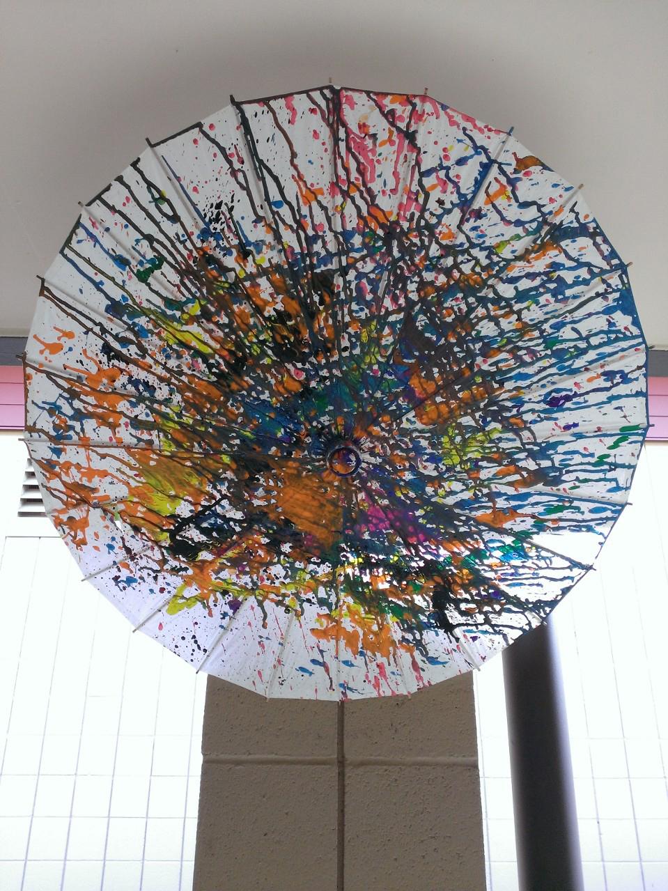 3rd Grade - Jackson Pollock