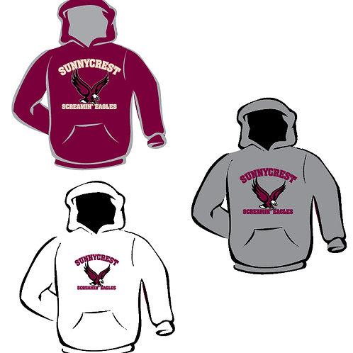 Hooded Sweatshirt (Youth Sizes)