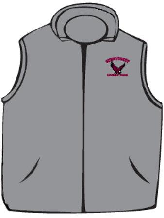 Mens Fleece Vest (Youth Sizes)
