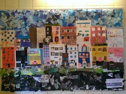 4th Grade - Romare Bearden Collage