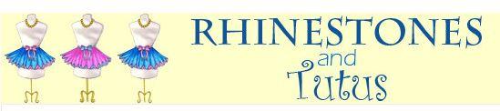 Rhinestones and Tutus