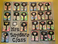 Kindergarten - Silhouettes