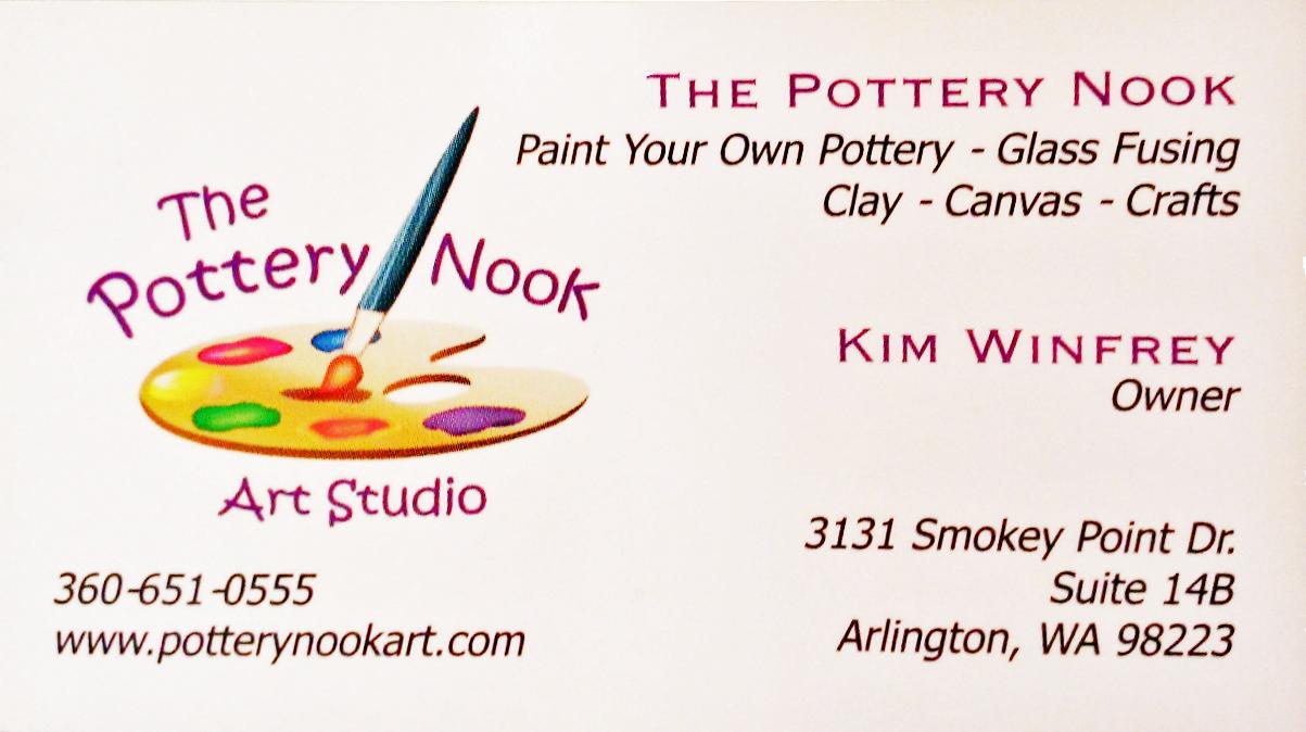 The Pottery Nook Art Studio