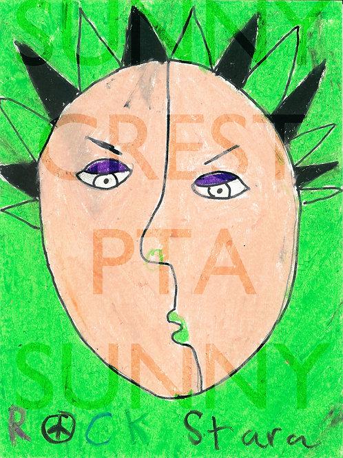 Mr. Brandt's Class - Dilara (Picasso Faces)