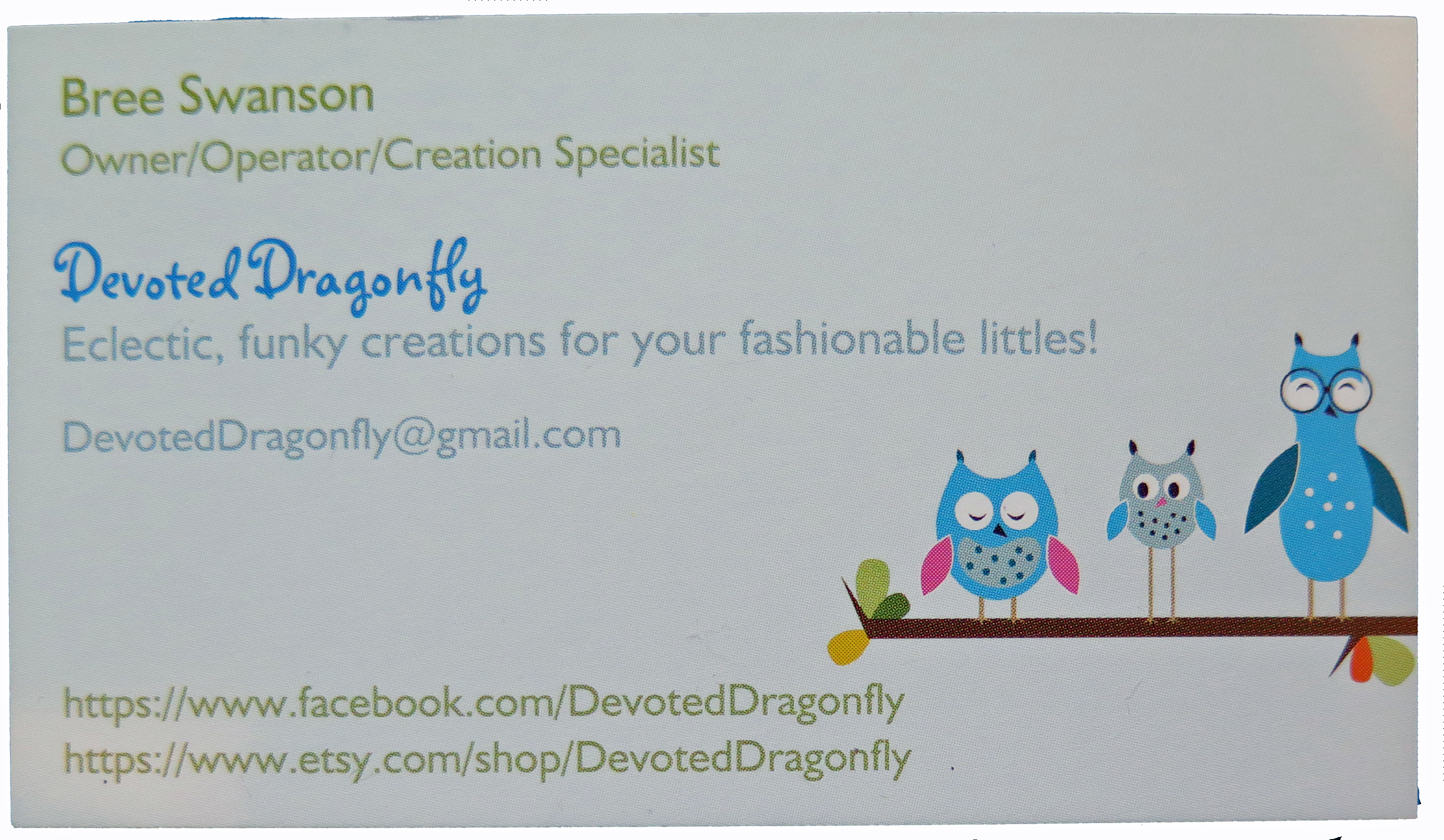 Devoted Dragonfly