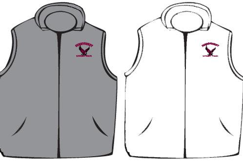 Ladies Fleece Vest (Larger Adult Sizes)