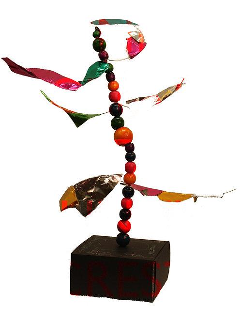 Mr. Brandt's Class - Dilara (Sculpture)