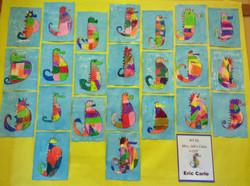 2nd Grade - Eric Carle Seahorses