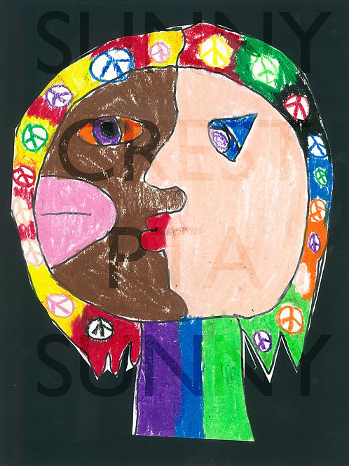 Mr. Brandt's Class - Journi (Picasso Faces)