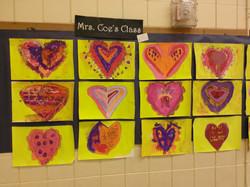 2nd Grade - Hearts