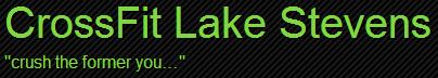 Crossfit Lake Stevens