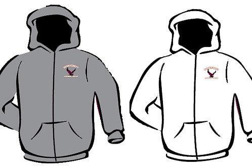 Full Zip Hooded Sweatshirt (Youth Sizes)